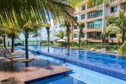 Apartamentos de luxo a beira mar de Cabo Branco
