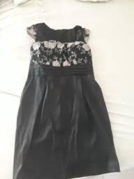 Lindo vestido de festa número 44