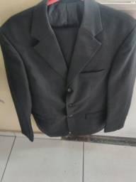 Terno +calça+3 gravatas