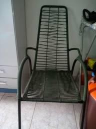 Duas cadeira zerada $ 180,00