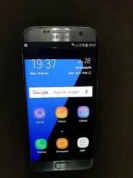 Celular Samsung S7 Edge Dual Chip de 32 GB Prata(Somente venda a vista)