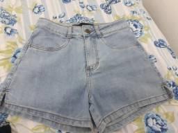 Shorts novos por 17 reais