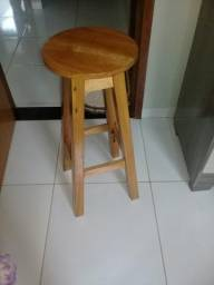 Vendo cadeira pra balcão