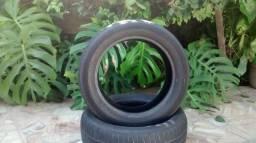Pneus 195/55R15 Firestone / goodyear / Pirelli - usados