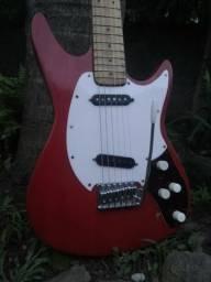 Guitarra Sonic Anos 80 Modificada/Restaurada