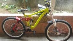 V/T Bike DH por moto