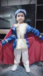 Roupa do pequeno príncipe