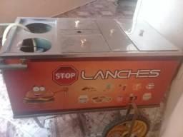 Carrinho de Lanches