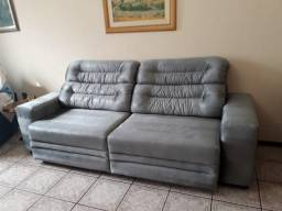 Sofa 2 lugares retrátil