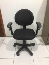 Vende-se Cadeira de Escritório com Regulagem