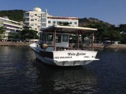 Barco Para Pesca Esportiva - 2016