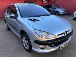 206 Techno 1.0 completo 16V 2004 - 2004