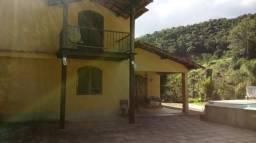 Sitio em Teresópolis com casa de 5 quartos com 5,3 hectares