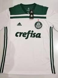 Camisa Palmeiras Away Adidas 18/19