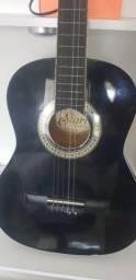 Violão Star Gianinni N 14 acústico Preto