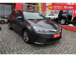 Toyota Corolla 1.8 Gli Upper 16V Flex 4P Aut - Uber Black