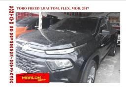 Toro 2016/2017 1.8 Evo Freed Automatico - 2017