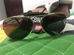 bad05ffba50ce Óculos RAY BAN aviador Original