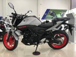 Yamaha MT-03 ABS 2020 - 2019