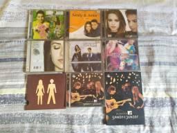 Sandy e Junior cds diversos