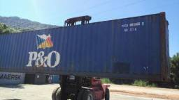 Dry seco marítimo container