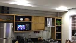 Cozinha em freijó natural
