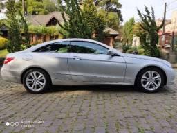 2010 - E350 Coupe V6 272cv Cambio 7 marchas 29.000km Apenas!!!