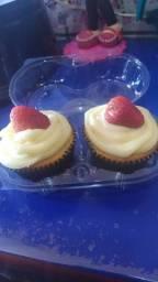 Cupcakes. Bombom, doces para festas