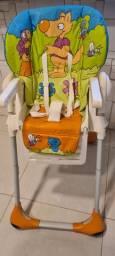 Cadeira cadeirote refeição chicco polly bebe