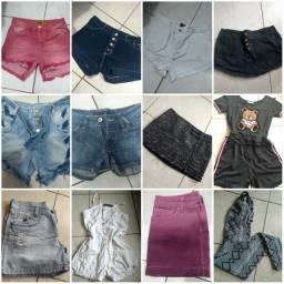 Vendo lotes de roupas preço a negociar