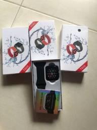 Smartwatch - Idêntico ao Apple Watch - IWO 12