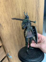 Action figure cavaleiro negro dark souls leia anúncio