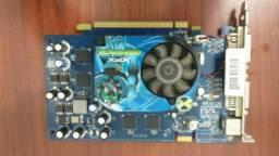 Placa Video Dual DVI - Para usar 2 Monitores