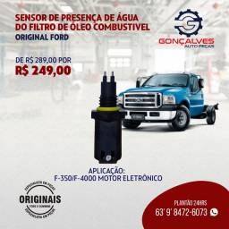 SENSOR DE PRESENÇA DE ÁGUA ORIGINAL CUMMINS