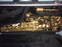 Saxofone Alto Waldman vendo ou troco