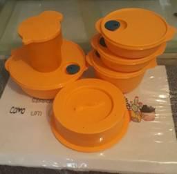 Kit microondas Tupperware CristalWave