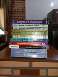 Livros de Elétrica e Eletrônica