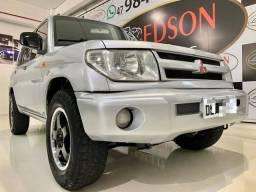 PAJERO IO 2001/2001 1.8 4X4 16V GASOLINA 4P AUTOMÁTICO