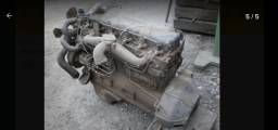 Vendo motor 6357 perkis diesel com bomba
