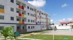 Apartamento com 2 dormitórios à venda, 57 m² por R$ 43.000,00 - Portal Do Paraiso - Santa