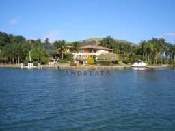 Linda mansão no Canal de Portogalo - Angra dos Reis