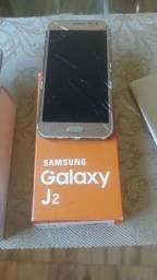 J2 Samsung vai com a caixa