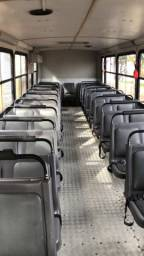 Bancada de ônibus