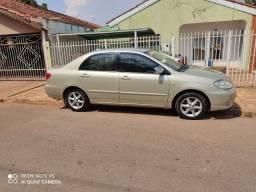 Corolla Xei automático 2003 só transferir