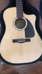 Violão Fender CD60+Case