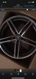 Aros rodas mercedes amg Gt 19