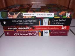 Gramática & Literatura (Ensino Médio)