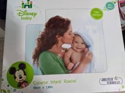 10 Cobertores Infantis Jolitex (Novos na caixa)