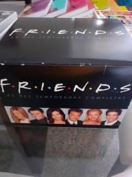 Box com as 10 temporadas de FRIENDS