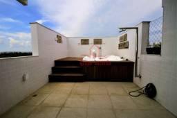 Splendore Residencial, Cobertura Duplex 171m², 4 quartos/suítes, Jacuzzi, Churrasqueira